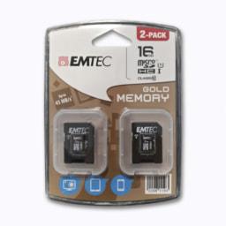 Cartões de Memória 16 GB