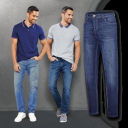 STRAIGHT UP® Jeans para Homem