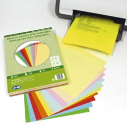 Papel Colorido A4