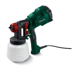 Parkside® Sistema de Pulverização de Tinta 400 W