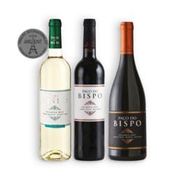 Vinhos selecionados PAÇO DO BISPO®