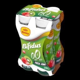 Bifidus Iogurte Líquido Magro Morango-Kiwi