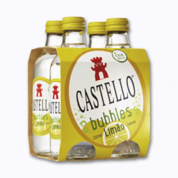 Água Castello Bubbles Limão