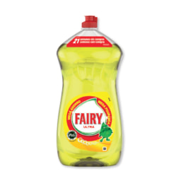 Fairy® Detergente Manual Limão