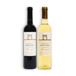 PORTA DA RAVESSA® Vinho Tinto / Branco Colheita Especial
