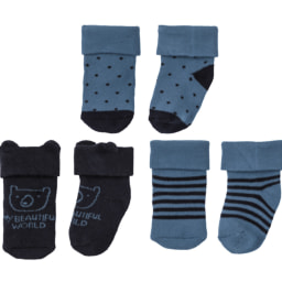 LUPILU® PURE COLLECTION Meias 3 Pares
