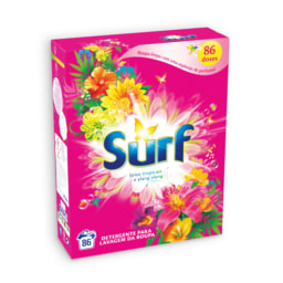 SURF® Detergente em Pó 86 Doses