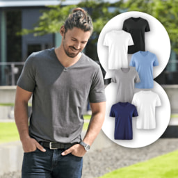 ENRICO MORI® T-shirts para Homem