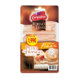 Campofrio®  Peito de Peru / Frango Forno de Lenha