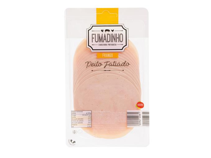 Fumadinho® Peito de Frango/ Peru Fatiado