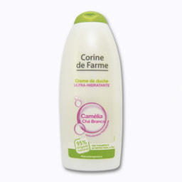 Corine de Farme Creme de Duche Camélia & Chá Branco