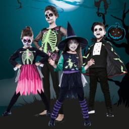 POCOPIANO® Fatos de Halloween para Criança