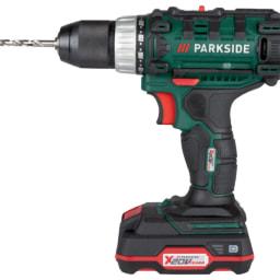 Parkside® Conjunto de Aparafusadora com 2 Baterias 20 V