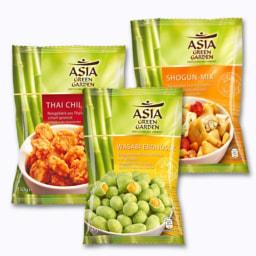 Snack Asiático