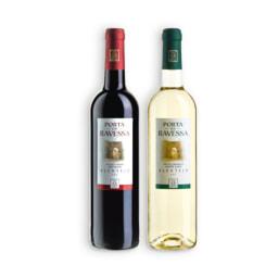 PORTA DA RAVESSA® Vinho Tinto/ Branco Alentejo