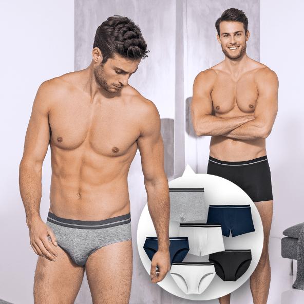 ENRICO MORI® Boxers/Cuecas para Homem