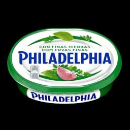 Queijo Creme Fresco para Barrar Ervas Finas Philadelphia