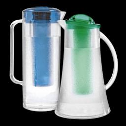 HOME CREATION® Jarro com Infusor e Tubo de Refrigeração