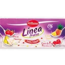 MILBONA® Iogurte Magro com Fruta