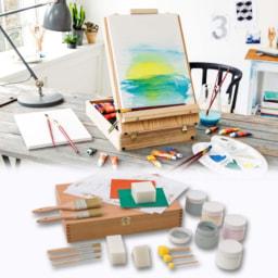 Conjunto de Pintura Artística