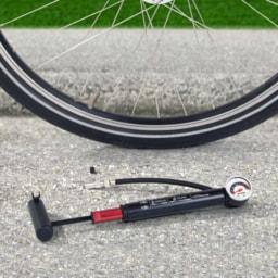 Minibomba para Bicicleta