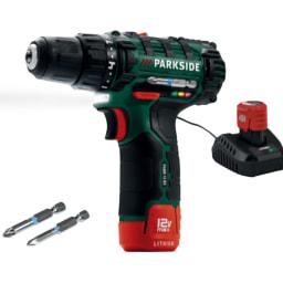 PARKSIDE® Aparafusadora com Bateria