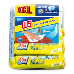 W5® Toalhetes Húmidos com Box