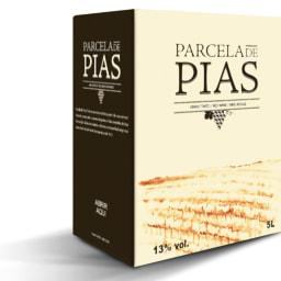 Parcela de Pias®  Vinho Tinto 5 Litros