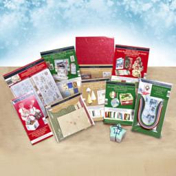 Living Art® Conjunto Criativo de Natal