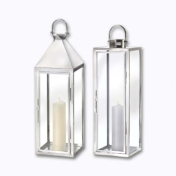 Lanterna em Inox