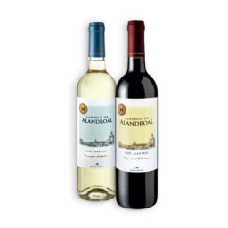 CASTELO DE ALANDROAL® Vinho Branco / Tinto Alentejo DOC