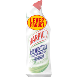 Harpic® Power Plus Gel Sanitário Duplo