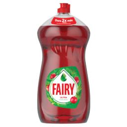 Fairy® Ultra Detergente para Loiça Frutos Vermelhos