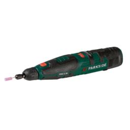 Parkside® Perfuradora-Lixadora com Bateria 12V