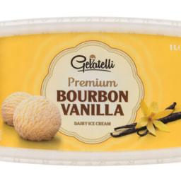 Gelatelli® Gelado Premium de Baunilha