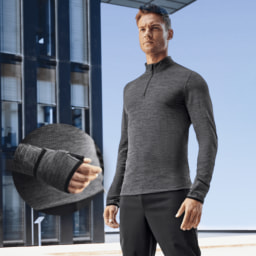 ACTIVE TOUCH®  Camisola Térmica de Desporto para Homem