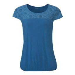 ESMARA® T-shirt com Renda