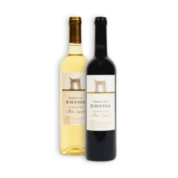 PORTA DA RAVESSA® Vinho Tinto / Branco Alentejano DOC Colheita Especial