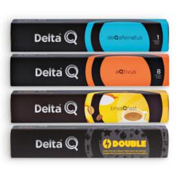 Cápsulas de café / chá selecionadas DELTA Q®