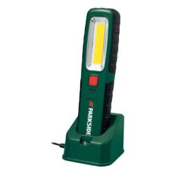 Parkside® Lanterna Recarregável com LEDs