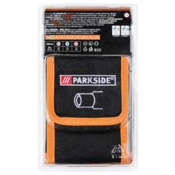 Parkside® Conjunto de Pontas/ Brocas com Bolsa 18 Peças