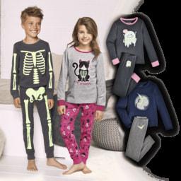 POCOPIANO® Pijama de Halloween para Criança