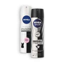 NIVEA® Deo Spray Invisible Black&White