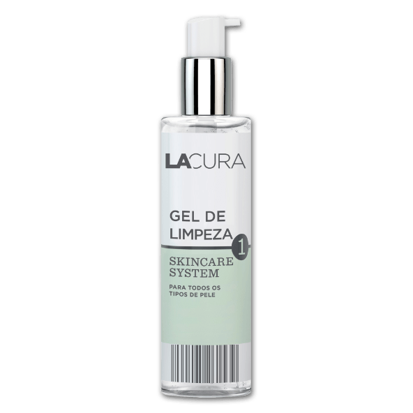 LACURA® Gel de Limpeza Facial