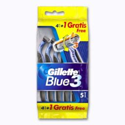 Gillette Lâminas Blue 4+1