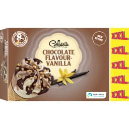 Gelatelli® Gelado de Chocolate em Cone