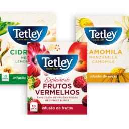 Artigos selecionados TETLEY®