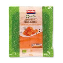 Ocean Sea® Salmão Fumado Bio