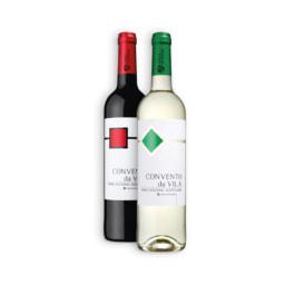 CONVENTO DA VILA® Vinho Tinto / Branco Regional Alentejano