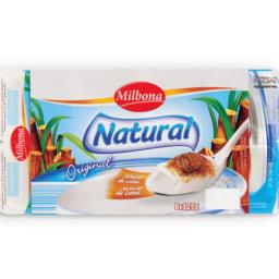 MILBONA® Iogurte Natural com Açúcar de Cana